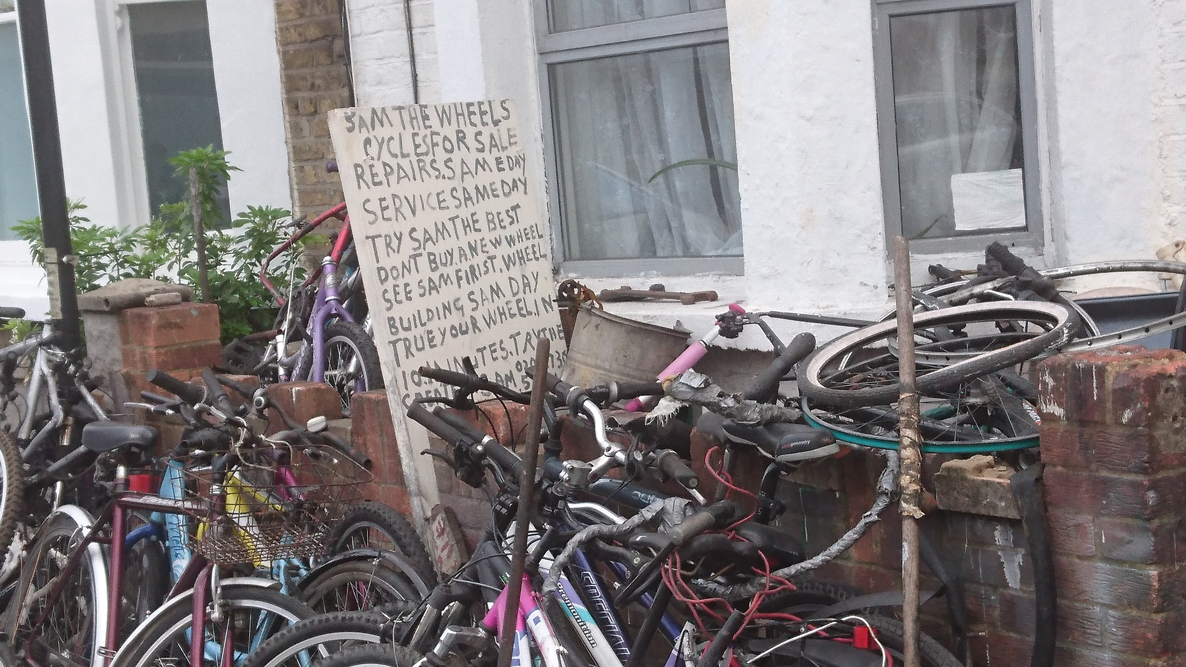 Bikes for Sale! A guide to buying second hand rides in London
