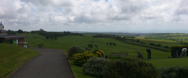 Golf Course in Sussex