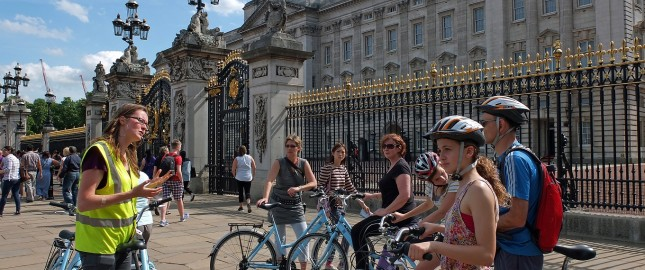 Español Guía de Buckingham Palace