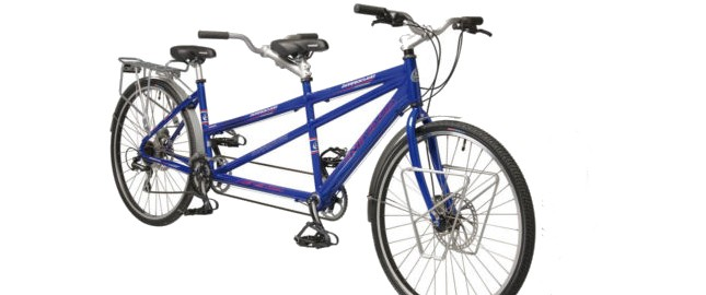 Tandem Bicycle for Rent