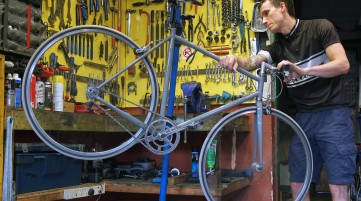 Quality Bike Mechanic Workshop in Central London