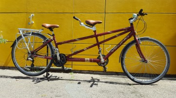 Touring Tandem for longer rides