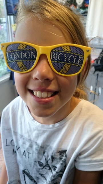 London Bicycle Glasses
